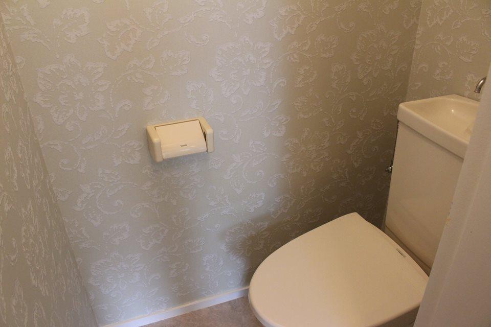 賃貸部屋 トイレ