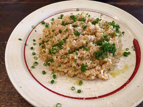 生ウニとカマンベールの混ぜご飯